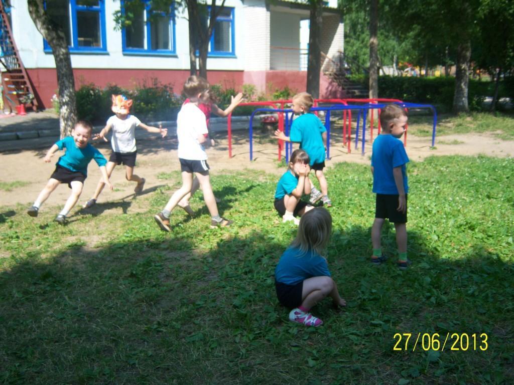 конспект белорусских народных подвижных игр